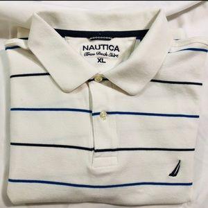 Nautica True Deck Short Sleeve Polo | XL